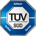 TÜV Süd Escrow Verified Software